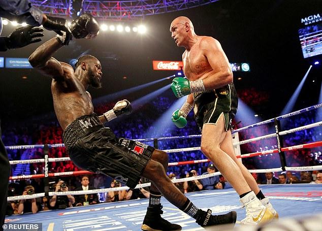 Fury noqueó a Wilder en siete rondas para ganar el cinturón del CMB hace más de 18 meses