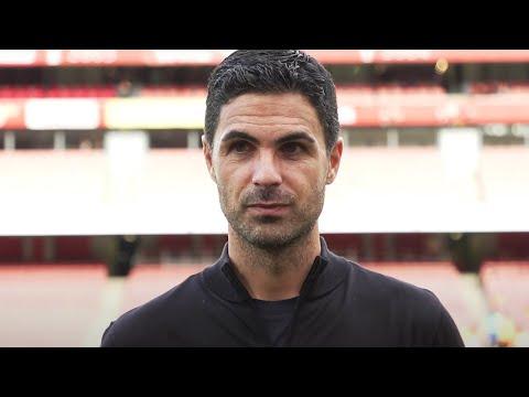 Mikel Arteta sobre la victoria, la atmósfera, los fans y Tomiyasu |  Arsenal vs Norwich (1-0) |  Liga Premier
