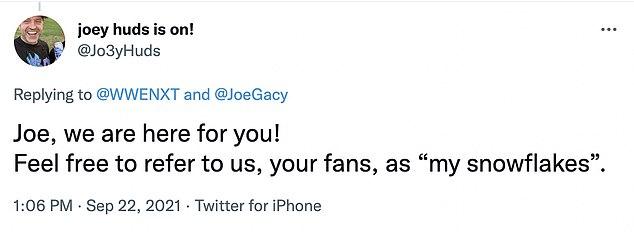 El público no quedó impresionado por el juego o la reacción de Gacy, ni los usuarios de las redes sociales