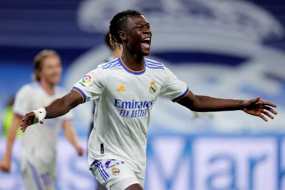 Camavinga se une a David Beckham en club exclusivo tras marcar en el debut con el Real Madrid