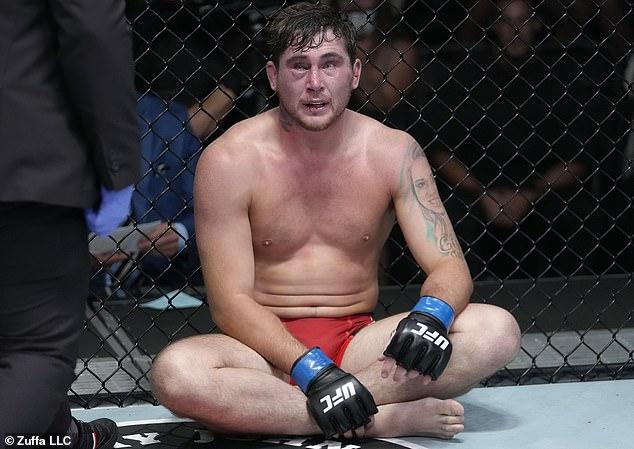 Darren Till sufrió una derrota muy decepcionante ante Derek Brunson en Las Vegas