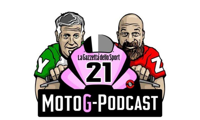 """Fenati en MotoG-Podcast: """"Si pudiera pilotar una MotoGP, elegiría Ducati o Aprilia, ganar sería la apoteosis"""""""