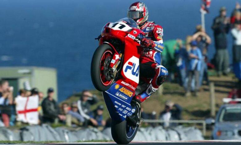 Ruben Xaus, hace 20 años la primera victoria del español más caliente en Superbike