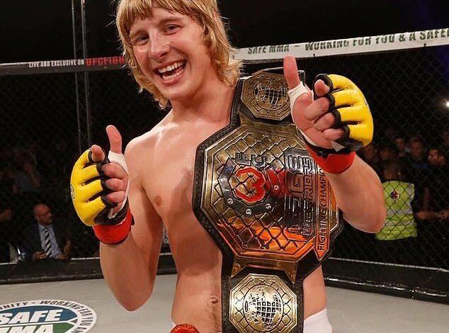 El UFC de Paddy Pimblett se ha inclinado durante mucho tiempo, la gente tiene grandes expectativas para The Baddy