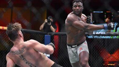 El entrenador de la estrella de UFC reveló que Francis Ngannou busca regresar a la jaula octagonal en enero.