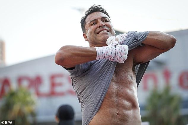 Oscar de la Jolla criticó a UFC por no pagar a los luchadores su valor