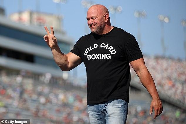 White cree que los luchadores tienen perversidades sobre pedir dinero cuando revelan su salario