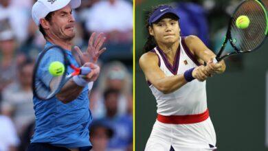 El mensaje de Andy Murray a Emma Raducanu después de la derrota de Indian Wells cuando la sensación del tenis británico hace un llamado público por un 'entrenador experimentado'