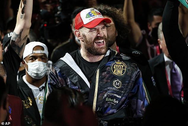 Fury afirma que ha 'hecho' y 'ganado' todo lo que pudo durante su carrera en el boxeo
