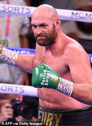 Fury se bajó de la lona dos veces para asegurar una victoria por nocaut sobre Wilder