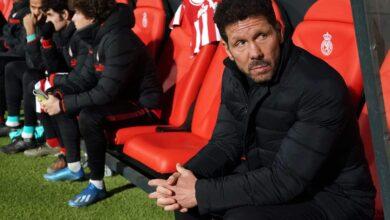 Diego Simeone desata fuertes críticas al rival de la Liga Barcelona