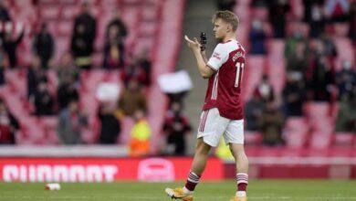 Excompañero afirma que Ødegaard sigue abierto a regresar a España