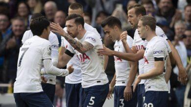Se espera que la pareja Covid-positiva del Tottenham se pierda