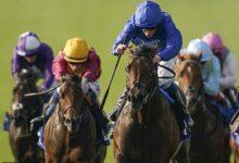 Charlie Appleby consiguió Dewhurst Stakes con Native Trail en Newmarket