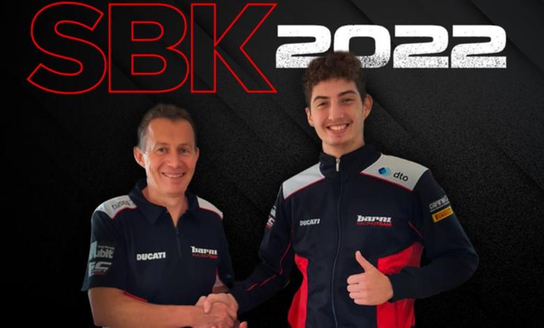 Ducati Barni: Deb Bernardi elegida para montar la Panigale V4 R hasta 2023