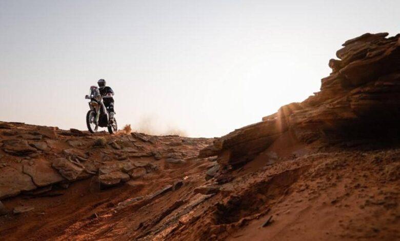 Fantic aterriza en el Rally: en el Dakar 2022 con Franco Picco (nuevo 66 años)