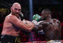 Según los informes, la victoria de la pelea de trilogía de Tyson Fury contra Deontay Wilder no alcanzó las cifras de pago por evento de su revancha
