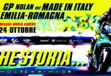 Misano celebra a Rossi: Valentino está en el cartel oficial del GP de Emilia-Romagna