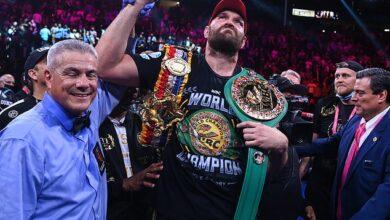 Tyson Fury ha admitido que podría retirarse del box después de su victoria sobre Deontay Wilder